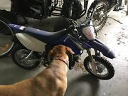 Yamaha TTR 50 bigger version of peewee 50 Wivenhoe Pocket Somerset Area Preview