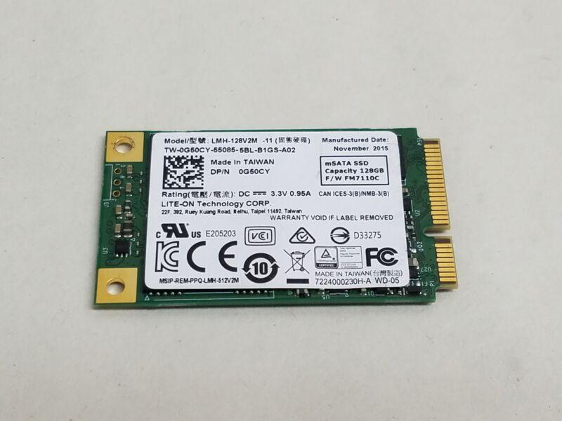 "Liteon LMH-128V2M 128GB mSATA 1.8"" Solid State Drive"
