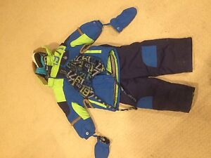 24 month Gagou Tagou snow suit