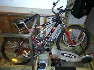 GIANT BIKE MOUNTAIN BIKE MENS 19 INCH FRAME DISC BRAKES North Curl Curl Manly Area Preview