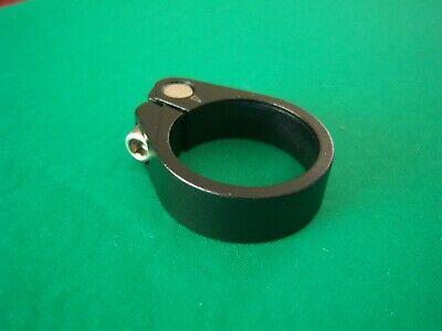 Collier de Selle MACMAHONE CARBON CA01 31,8 34,9mm Blanc