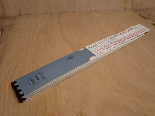 Pendaflex Esselte Pressboard Sort-All Sorter 40655 Numbers Letters Months Days