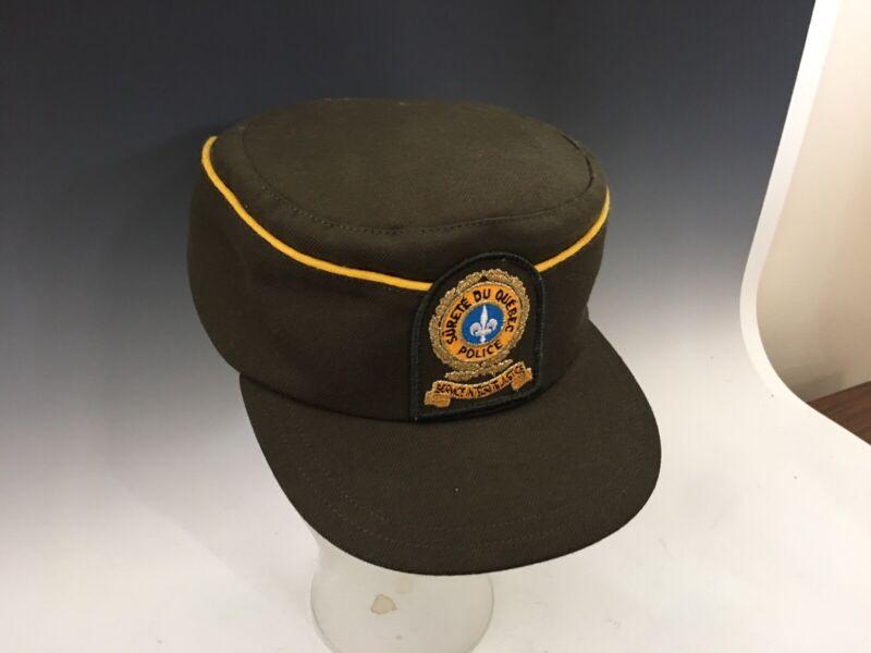 CANADA, Surete du QUEBEC Police Law Enforcement Cap / Hat