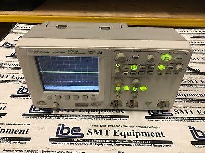 Agilent Dso5032a Digital Storage Oscilloscope Option Std With Warranty
