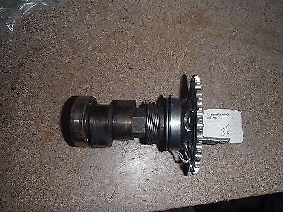Yamaha 1979 TT 500 Camshaft/timing gear