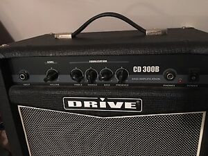 Great Bass Amp! Drive CD300B