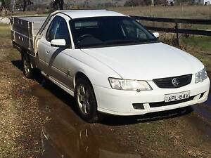 2004 Holden Ute Inverell Inverell Area Preview