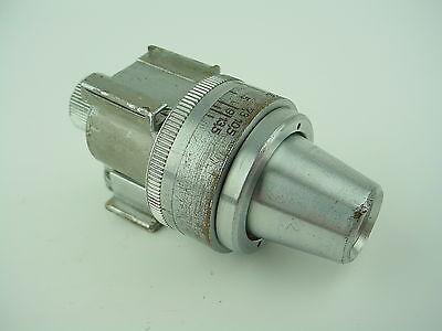 LEICA Leitz VIDOM chrome universal finder Sucher turret Torpedo