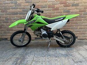 Kawasaki 2018 klx110