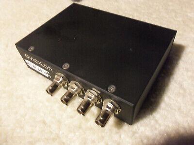 Avigilon Enc 4port Analog Video Encoder For Security Surveillance Camera