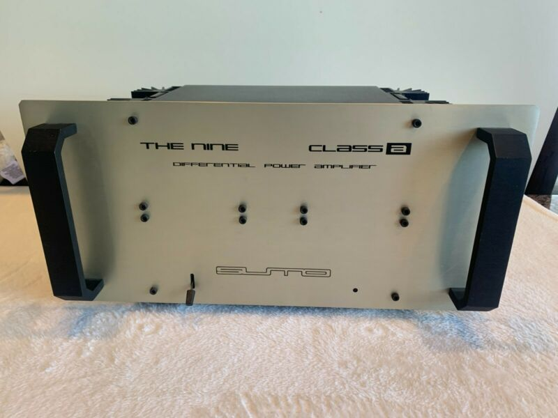Sumo Nine Class A  Amplifier, Solid Sate, 2 Channel, Audiophile RCA Input