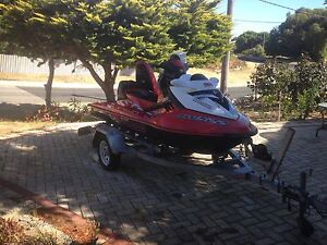 Seadoo RXT 1500cc SUPERCHARGED JetSki Quinns Rocks Wanneroo Area Preview