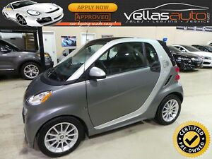 2014 Smart fortwo electric drive PASSION| PANO RF| 23KM