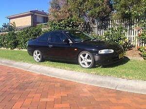 2002 Mitsubishi Lancer Coupe Woonona Wollongong Area Preview