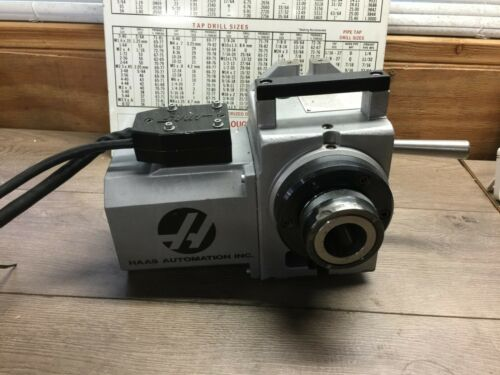 HAAS 5C COLLET INDEXER  SIGMA 1 DIRECT TO MACHINE