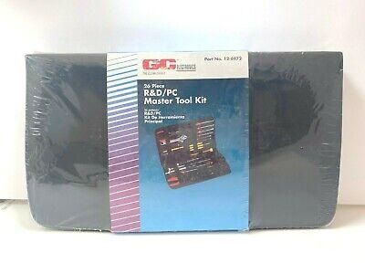 26 Piece Rdpc Master Tool Kit - Gc Electronics 12-6972 - New