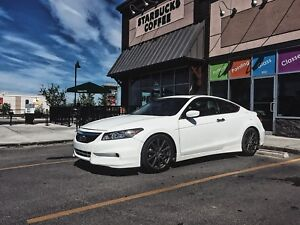 2012 Honda Accord HFP (LOW KM)