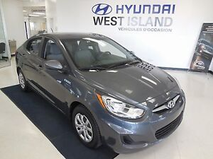 2013 Hyundai Accent GL 1.6L Berline/Sedan 48$/semaine