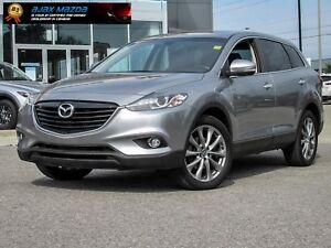 "2014 Mazda CX-9 GT, LEATHER, BOSE, 20""WHEELS"