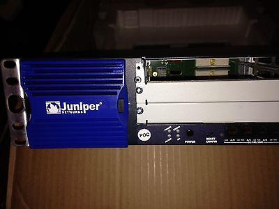 Juniper   Ssg 550M Sh Firewall Router   4 100M 1000M Ethernet Ports