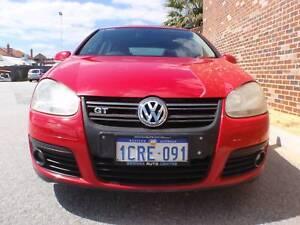 2007 Volkswagen Golf GT AUTO Hatchback