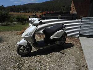 2011 Scooter for Sale! Low Kms, one owner, long rego! Adventure Bay Kingborough Area Preview