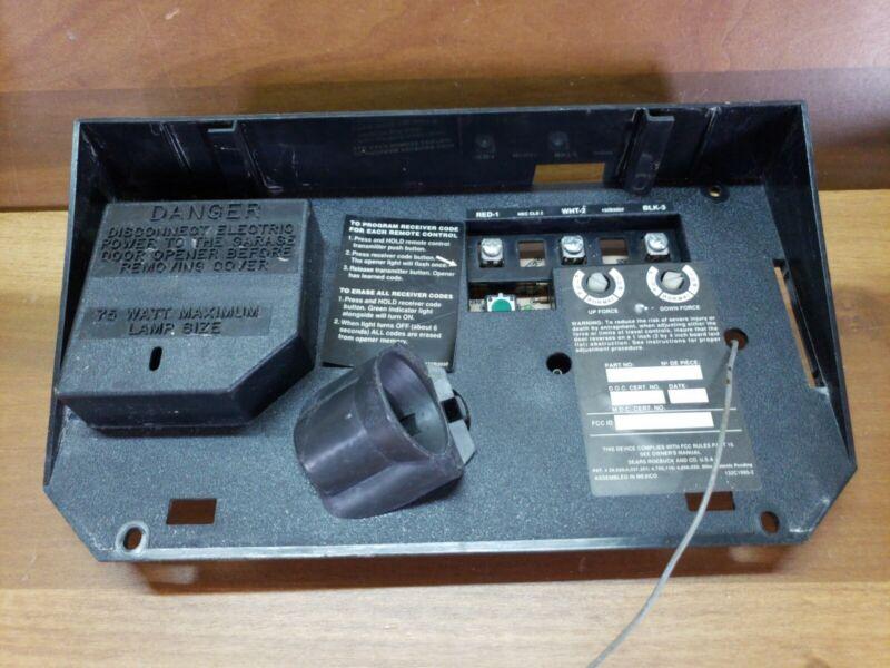 41A4315-6 Craftsman Chamberlain Garage Door Logic Board  Reciever 01/93 Tested