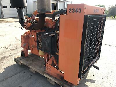Cat C9 300 Hp Powerunit Year 2007 9020 Hours Tier 3 Good Used Tested Unit
