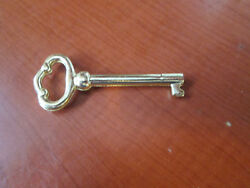 New Howard Miller Grandfather Clock or Curio Cabinet Door Key (129A)