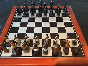 Egyptian themed Chess Board Cottesloe Cottesloe Area Preview