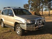 2007 Toyota Landcruiser Prado GXL Brassall Ipswich City Preview