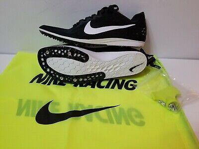 new product 36b83 7850e NEW W BAG Nike Zoom Matumbo 3 Mens Sz 9.5 Unisex Track Spikes 835995-017