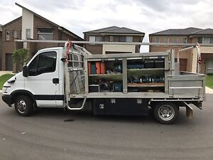Iveco daily work truck isuzu Horningsea Park Liverpool Area Preview