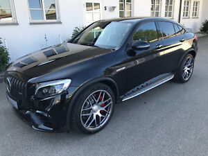 Mercedes-Benz GLC 63 AMG S 4Matic GLC-Klasse Coupe *SOFORT*VOL
