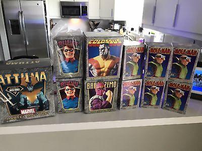 Bowen Designs MOLE-MAN Fantastic Four Mini Bust Statue 1401/1000 MIB