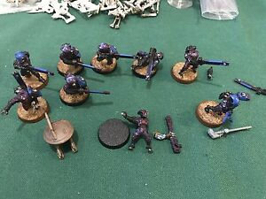 Warhammer 40k tau fire warriors Austinville Gold Coast South Preview