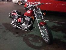 Suzuki Boulevard S40 650cc, Cruiser. Brand new, great LAMS bike. Brighton Brisbane North East Preview