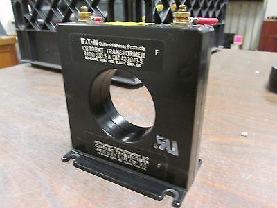 Cutler-hammer Current Transformer 42-3073-5 Ratio 3005a 10kv Bil 600v Used