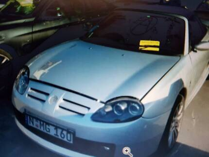 Mgf convertibles parts available