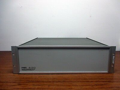 Pts Model 620 1 Mhz To 620 Mhz Frequency Synthesizer Programmed Test Sources