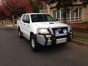 2006 Toyota Hilux SR 4x4 diesel turbo  5spd Adelaide CBD Adelaide City Preview