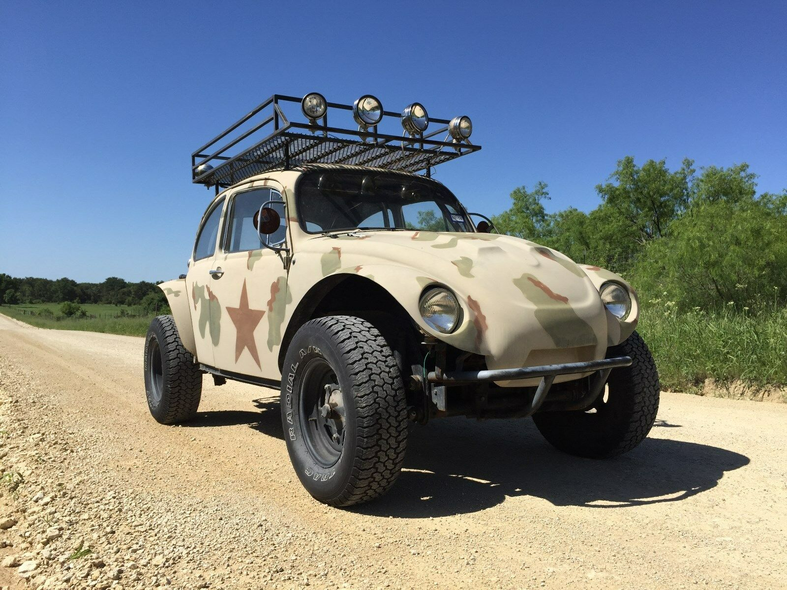 1969 Volkswagen Beetle - Classic BAJA BUG - NO RESERVE! 1969 '69 VW Baja Bug, TwinCarb DualPort Engine, bins of spare parts! NO RESERVE!