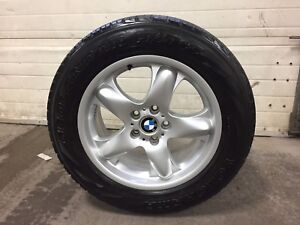 18 in. OEM BMW alloy rims for X5