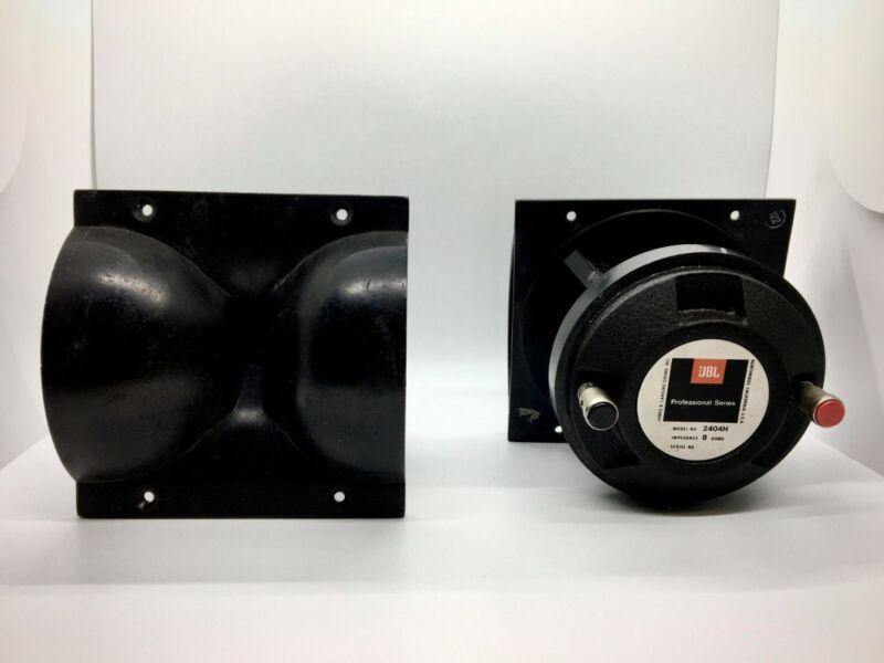 Used Sound EquipmentJBL 2404H Bi-Radial Tweeters