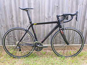Merida Scultura Evo Team 20 Carbon Road Bike (Mint Condition) Durack Brisbane South West Preview
