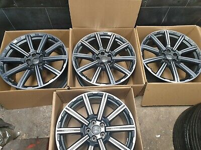 20 inch 5x112 Genuine AUDI Q7 A5 A6 A7 A8 alloy wheels