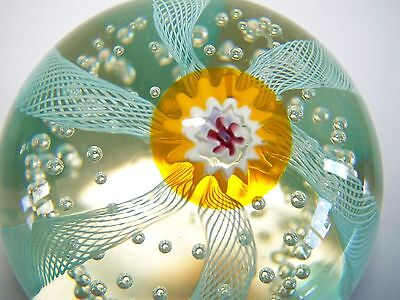 Vintage Or Antique Paperweight Murano? Beautiful