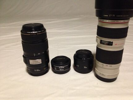 canon ef mount  Jindalee Brisbane South West Preview
