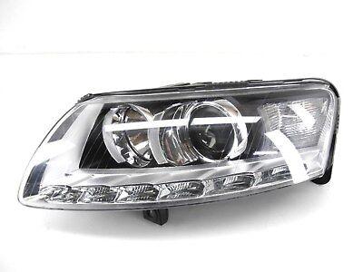 Original Audi A6 4F C6 Facelift Xenonscheinwerfer Bi-Xenon 4F0941003CP links LED gebraucht kaufen  Emsbüren