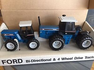 Ford Versatile 846 and 266 Bi-Directional